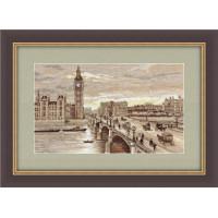 Panna ГМ-1254 Лондон. Вестминстерский мост
