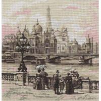 Panna ГМ-1571 Париж. На мосту Александра III
