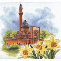 Panna МЧ-1407 Мемориальная мечеть в Москве