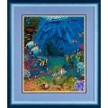 Panna МТ-0988 Подводный мир. Золотая серия