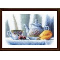 Panna Н-0442 Чайник в цветочек
