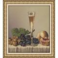 Panna Н-1425 Натюрморт с бокалом вина