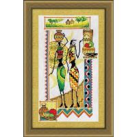 Panna НМ-0740 Африка.Женщины и керамика