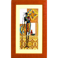 Panna НМ-0741 Африка.Материнство