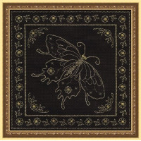 Panna О-0811 Золотая бабочка