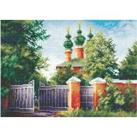 Panna ПС-0136 Красная церковь