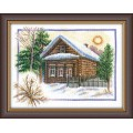 Panna ПС-0333 Зима в деревне