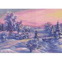 Panna ПС-1198 Зимняя речка