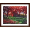 Panna ПС-1351 Багряные листья