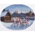 Panna С-1530 Три белых коня