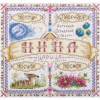 Panna СО-1677 Именной оберег. Нина