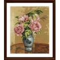 Panna Ц-0440 Розовые пионы