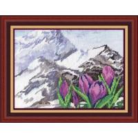 Panna Ц-0952 Альпийские цветы