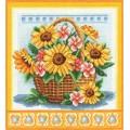 Panna Ц-1093 Корзинка с цветами