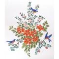 Panna Ц-1308 Цветы и птицы