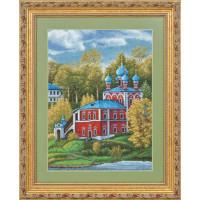 Panna ЦМ-1058 Казанско-Преображенская церковь. гТутаев