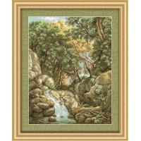 Panna ВХ-1097 Водопад в лесу