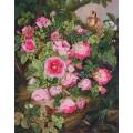 Panna ЖК-2034 Розы королевы Виктории
