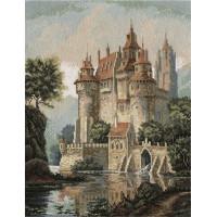 Panna ЗУ-1280 Замок в горах