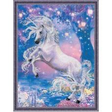 Набор для вышивания 0024 РТ Единорог
