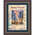 Риолис 0025 РТ Города мира. Нью-Йорк