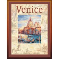 Риолис 0030 РТ Города мира. Венеция