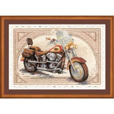 Набор для вышивания 0032 РТ Harley Davidson