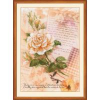 Риолис 0035 РТ Письма о любви. Роза