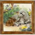 Риолис 0051 РТ Ягненок и кролик