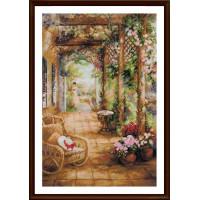 Риолис 100/043 Свидание в саду