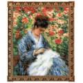 Риолис 100/051 Мадам Моне за вышивкой