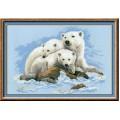 Риолис 1033 Белые медведи