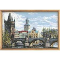 Риолис 1058 Прага. Карлов мост