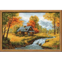 Риолис 1079 Осенний пейзаж