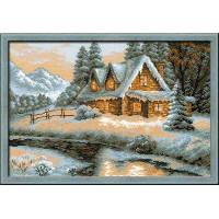 Риолис 1080 Зимний пейзаж