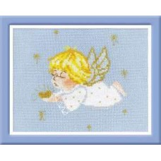 Риолис 1135 Ангелочек с сердцем