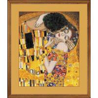 Риолис 1170 Поцелуй по мотивам картины Г.Климта