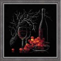 Риолис 1239 Натюрморт с красным вином