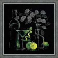Риолис 1240 Натюрморт с мартини