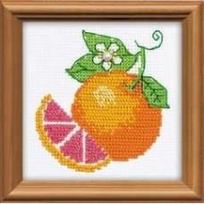 Набор для вышивания 1263 Апельсин