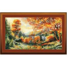 Набор для вышивания 1314 Багряный лес