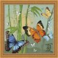 Риолис 1336 Бабочки