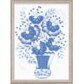 Риолис 1366 Голубой букет