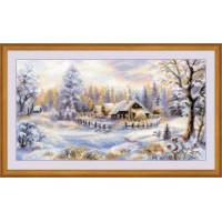 Риолис 1427 Зимний вечер