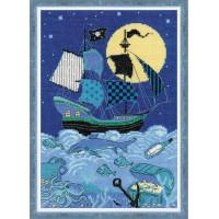 Риолис 1511 Пиратский корабль