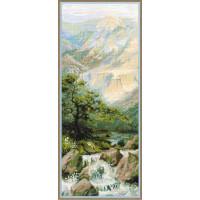 Риолис 1543 Горная река