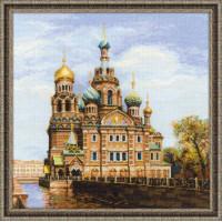 Риолис 1548 Санкт-Петербург. Храм Спаса-на-крови