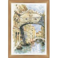 Риолис 1552 Венеция. Мост вздохов