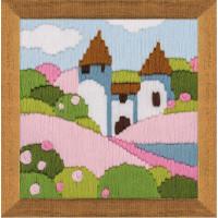Риолис 1572 Розовый сад