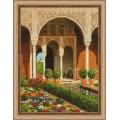 Риолис 1579 Двор ручья. Дворец Хенералифе